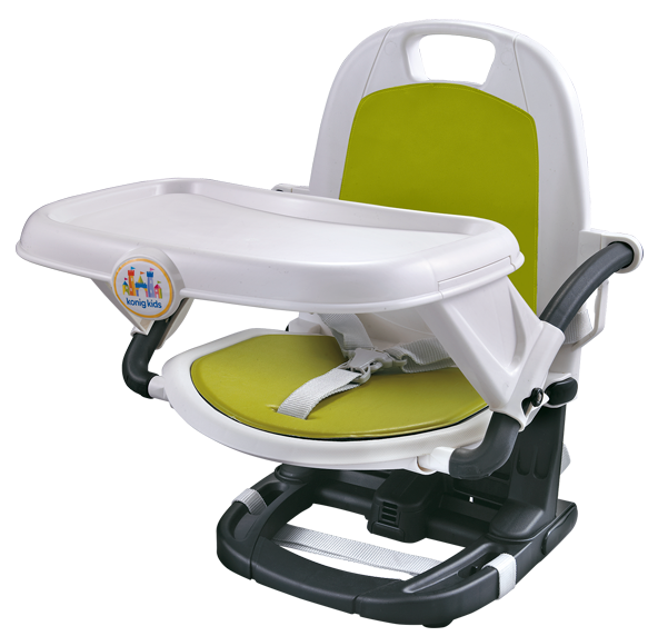 Foldable Amp Easy Carry Booster Seat
